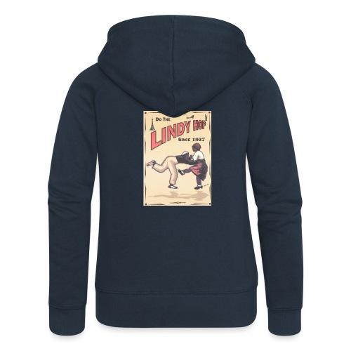Do the Lindy Hop Since 1927 - Premium luvjacka dam