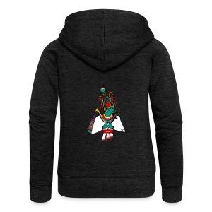 OSIRIS - God of Egypt - Frauen Premium Kapuzenjacke