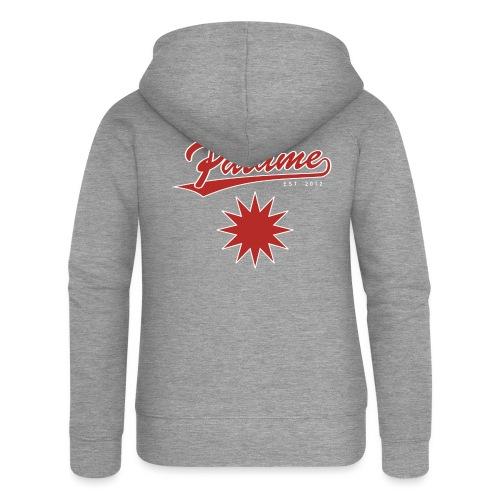Patame Red Star - Frauen Premium Kapuzenjacke