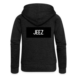 jeezclothing - Women's Premium Hooded Jacket