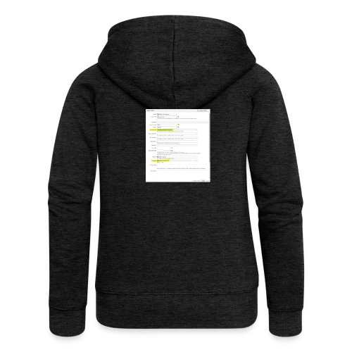 IMG_20112014_164024 - Rozpinana bluza damska z kapturem Premium
