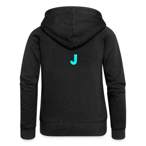 Jeffke Man T- Shirt - Vrouwenjack met capuchon Premium