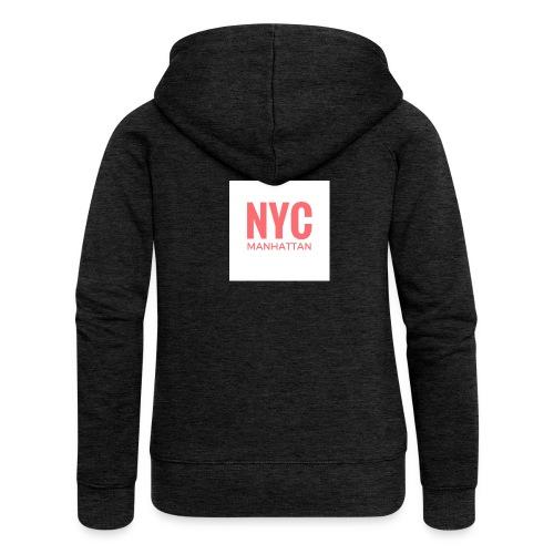 NYC - Vrouwenjack met capuchon Premium