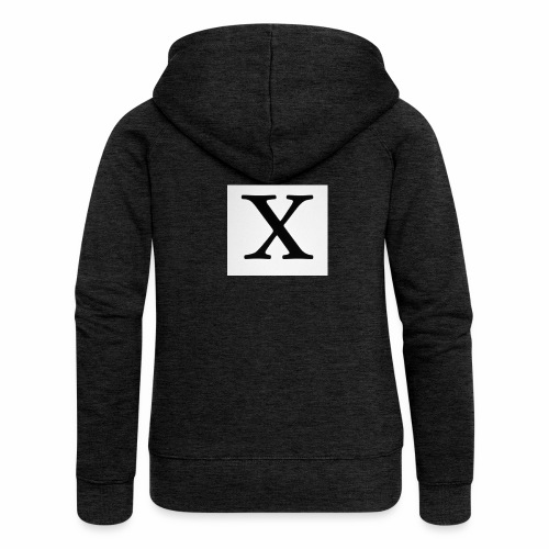 THE X - Women's Premium Hooded Jacket