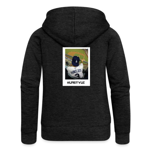 L.A. STYLE 1 - Women's Premium Hooded Jacket