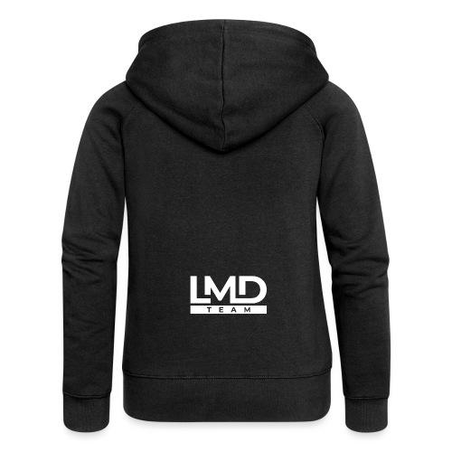 LMD Merchandise - Frauen Premium Kapuzenjacke