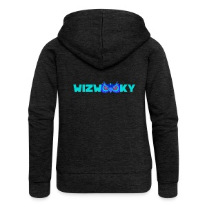 The Official Wizwooky - Women's Premium Hooded Jacket