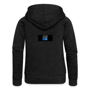 TSHIRT_LOGO - Women's Premium Hooded Jacket
