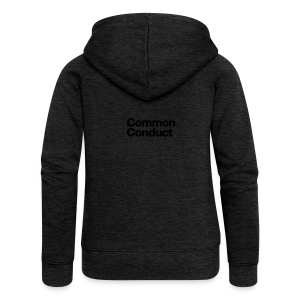 Common Sports - Women's Premium Hooded Jacket