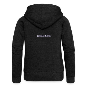 GabbleStudios Logo - Women's Premium Hooded Jacket