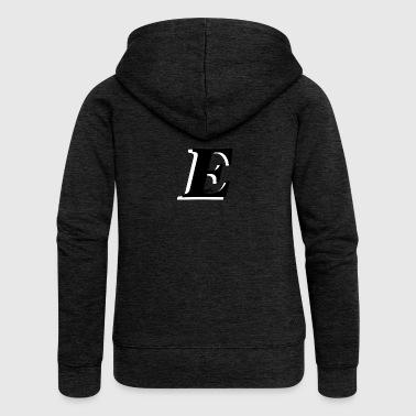 E alphabet - Veste à capuche Premium Femme