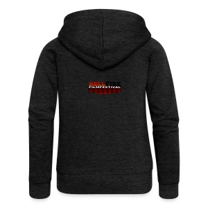 Hellfire Film Festival logo - Women's Premium Hooded Jacket
