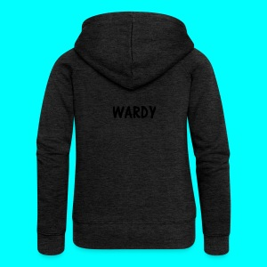 Wardy - Women's Premium Hooded Jacket