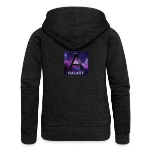 AwL Galaxy Products - Women's Premium Hooded Jacket