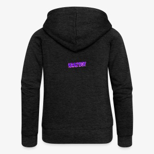 KrazyJoy - Women's Premium Hooded Jacket