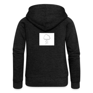 binary - Women's Premium Hooded Jacket