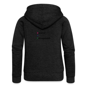 BHC Move Down Collection - Women's Premium Hooded Jacket