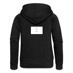 This Will Happen - Women's Premium Hooded Jacket