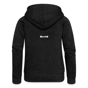 HexxCat Logo - Women's Premium Hooded Jacket