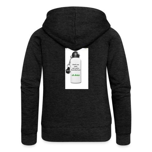 RocksAndSand adventure bottle - Women's Premium Hooded Jacket