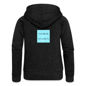 Knowitall 2016 & Knowitall 2016 FTW Custom Clothes - Women's Premium Hooded Jacket