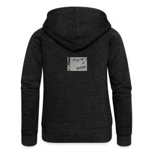 paedesign_the_Jack_of_all_Trades - Frauen Premium Kapuzenjacke