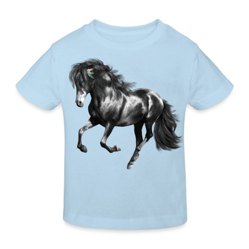 Indian Horse - Kinder Bio-T-Shirt