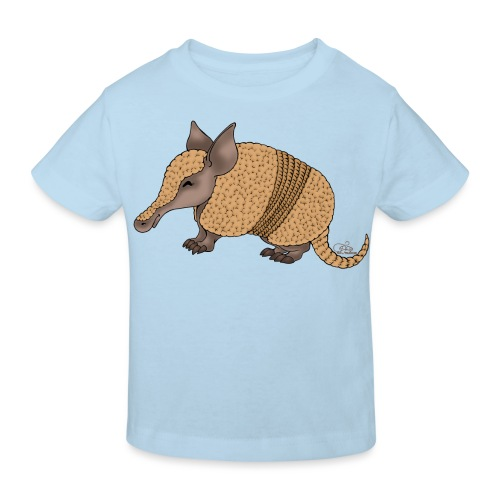 Armand Armadillo - Kinder Bio-T-Shirt