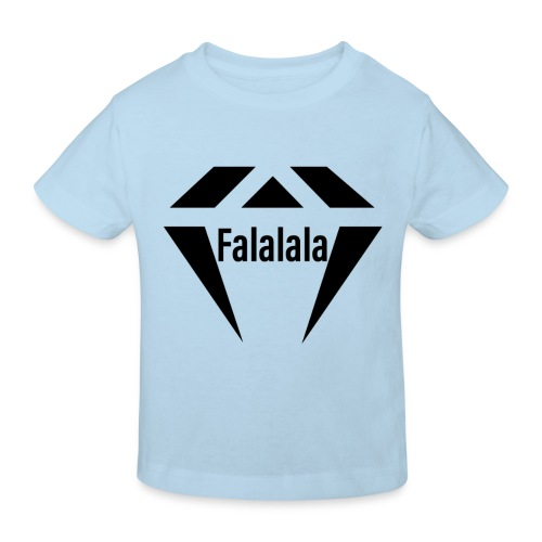 J.O.B Diamant Falalala - Kinder Bio-T-Shirt