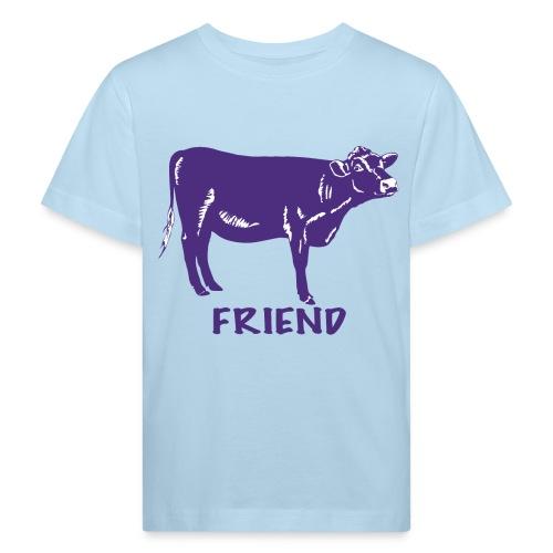 kids merch cow Rosie - Kids' Organic T-Shirt