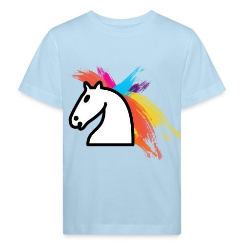 Mowhawk - Kids' Organic T-Shirt