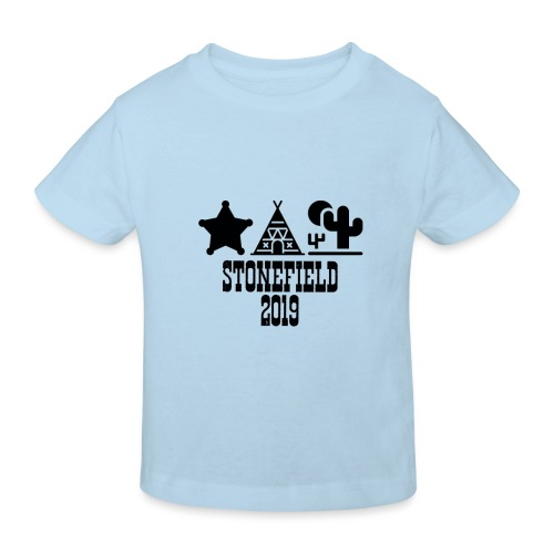Mottoshirt 2019 - Stonefield - Kinder Bio-T-Shirt
