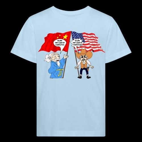 konfuzz - Kinder Bio-T-Shirt