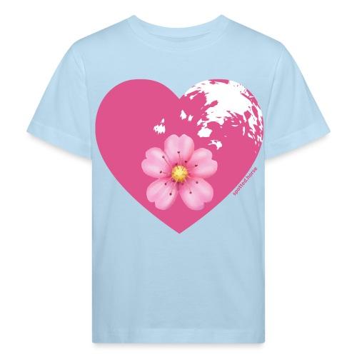 GINNY GUN LENAS LOGO - Maglietta ecologica per bambini