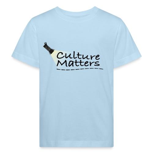 Eenzijdige bedrukking - Kinderen Bio-T-shirt