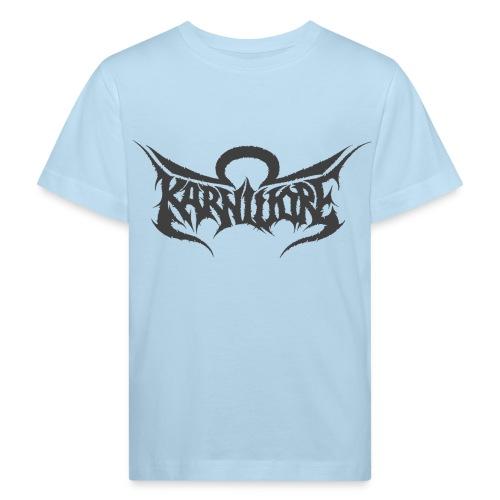 karnivore - Ekologisk T-shirt barn
