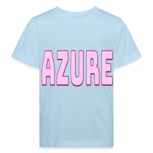 AZURE - T-shirt bio Enfant