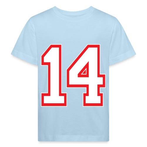 DANNIEB 14 - Maglietta ecologica per bambini