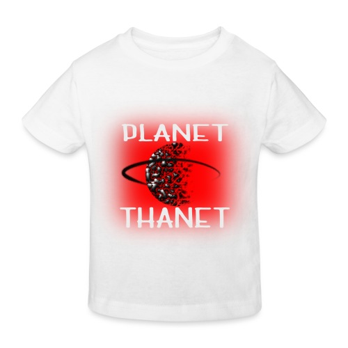Planet Thanet - Made in Margate - Kids' Organic T-Shirt