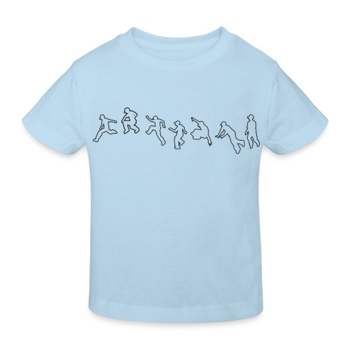 Jump obstacle - T-shirt bio Enfant