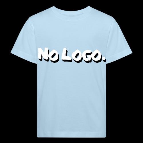 no logo - Kinder Bio-T-Shirt