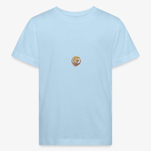 Elemental Vintage logo - Kids' Organic T-Shirt