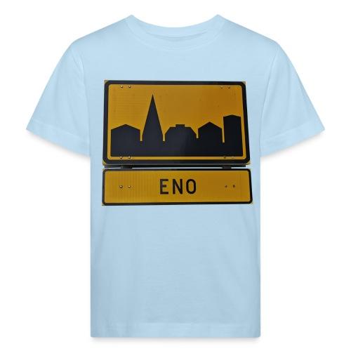 The Eno - Lasten luonnonmukainen t-paita