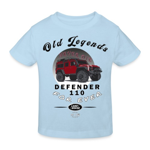 Old Legends - Defender - Camiseta ecológica niño