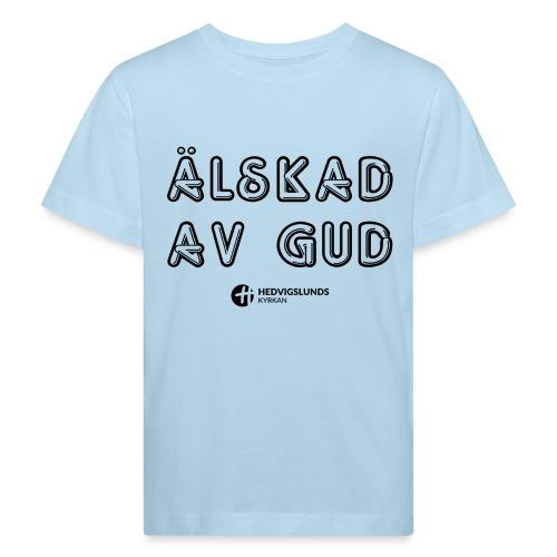 Älskad av Gud - Ekologisk T-shirt barn
