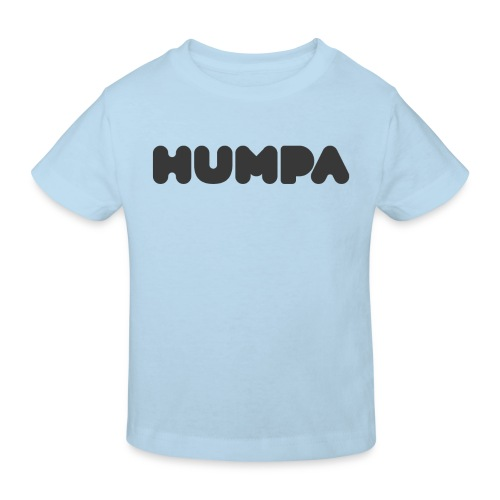 humpa - Kinder Bio-T-Shirt