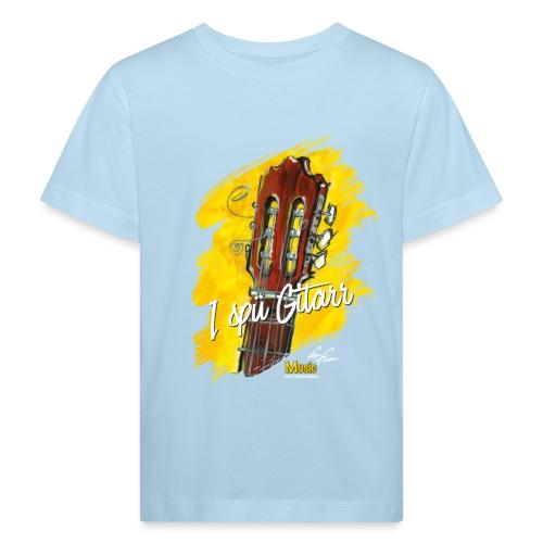 I spü Gitarr - limited edition '19 - Kinder Bio-T-Shirt