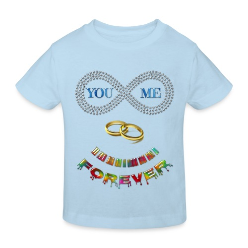You and me Forever - T-shirt bio Enfant