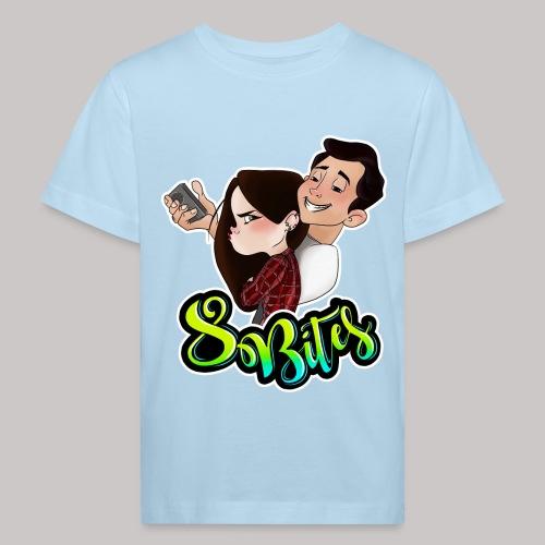 Ana Gus 8Bites - Kids' Organic T-Shirt