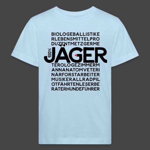 100 Prozent Jäger-Shirt Original Jagawams - Kinder Bio-T-Shirt